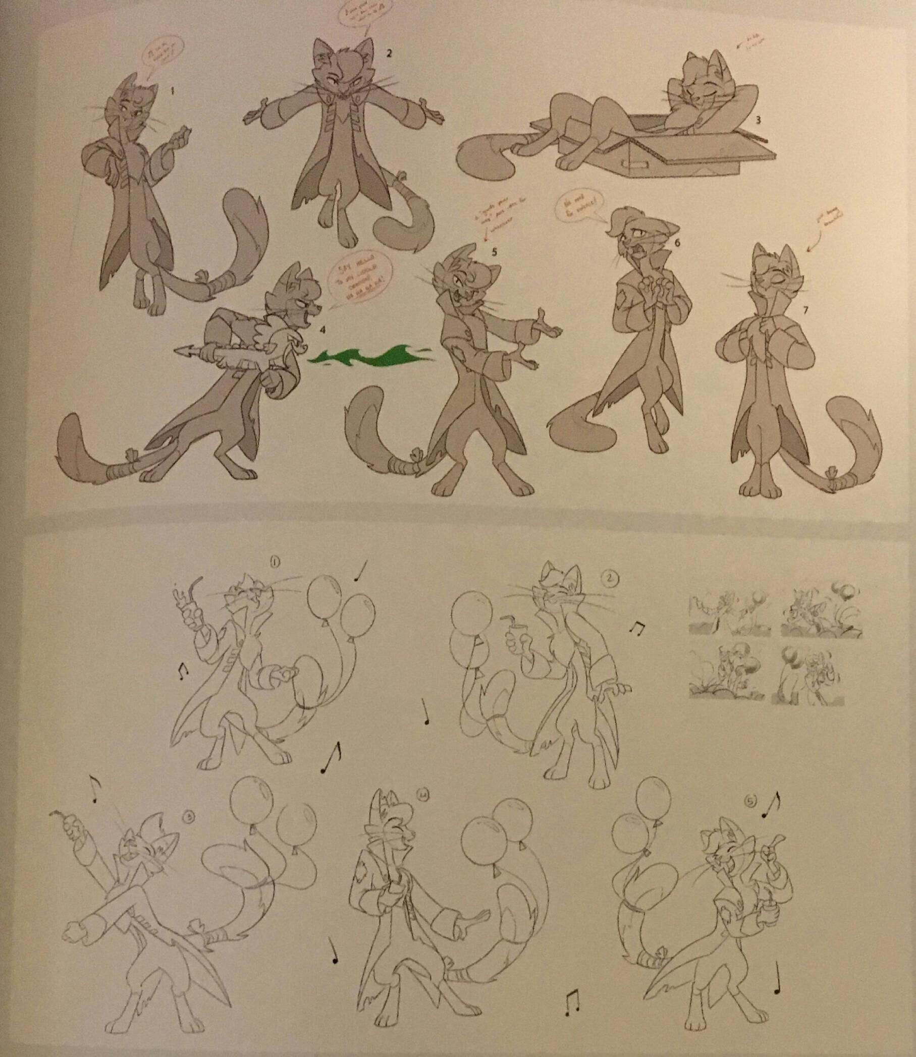 Рисунки гиппогрифа