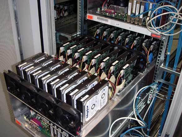 Внешний raid массив на 4 жестких диска st-2350sesr