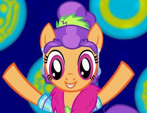 МРП: Спутник. Она очень возбуждена...