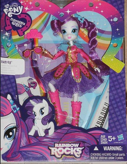 Супер обновление моей коллекции My Little Pony Коллекционеры - Rockin hairstyles dolls